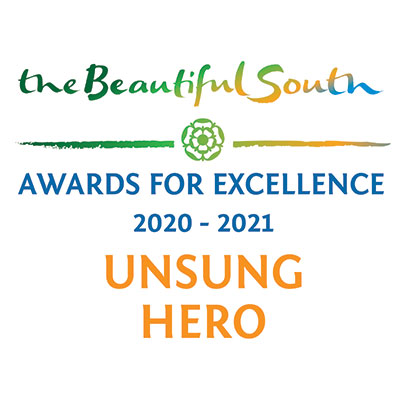 Recognition for Unsung Hero