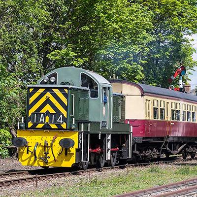 Steam & Heritage Diesel Weekend