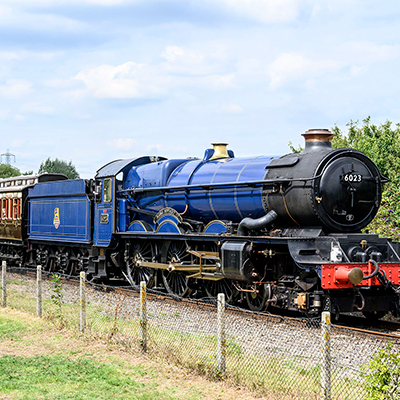 Summer Steam Days - September