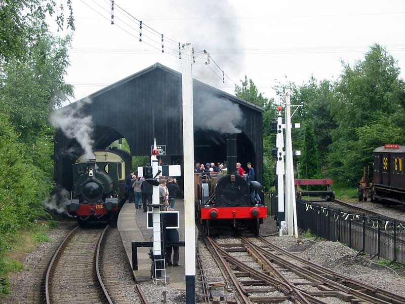 The Transfer Shed