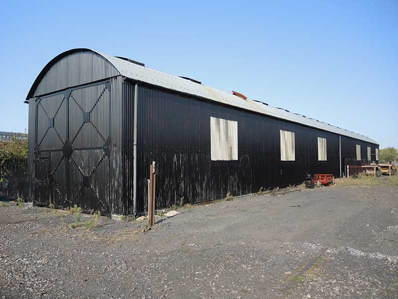 The Railmotor Shed