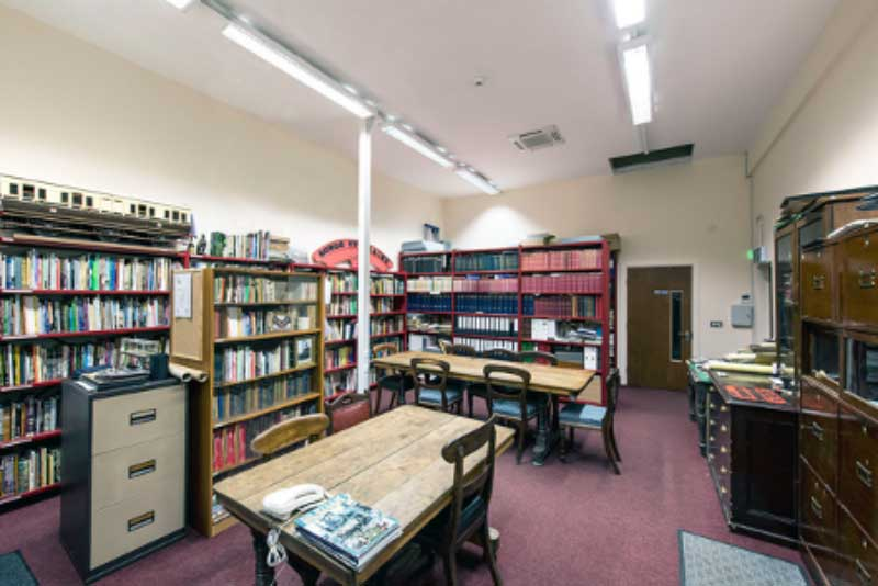 Great Western Trust Reading Room
