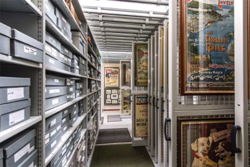 Great Western Trust - Archive Store