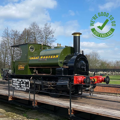 May Bank Holiday Steam Days