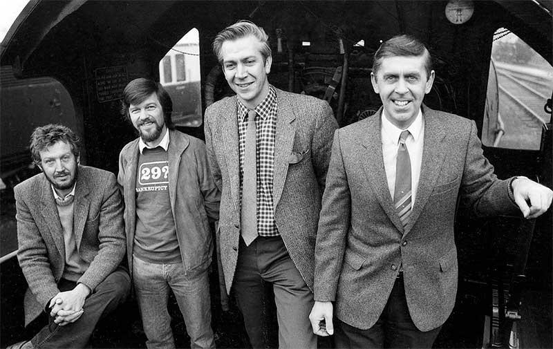 The four 'schoolboys'