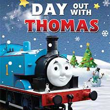 Day Out With Thomas and meet Father Christmas