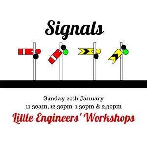 Little Engineers' Workshop - Signals