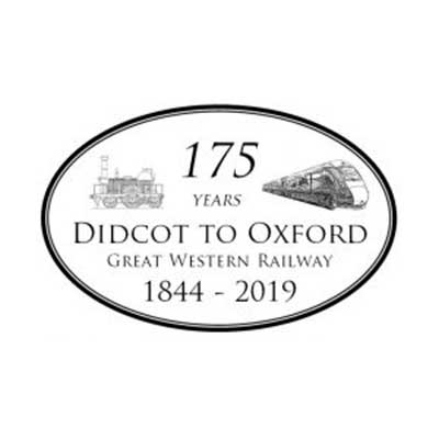 Didcot to Oxford Great Western Railway 175th Anniversary Celebrations