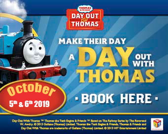 Day Out With Thomas | Didcot Railway Centre